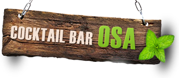Logo - Cocktail bar OSA